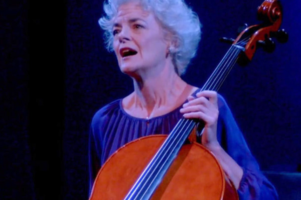 Adjunct faculty Cellist and storyteller, Lisa Lancaster
