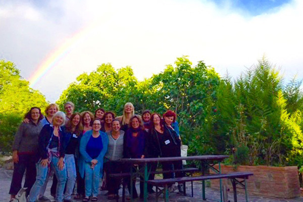 Healers Forum, Women's Circle Italy